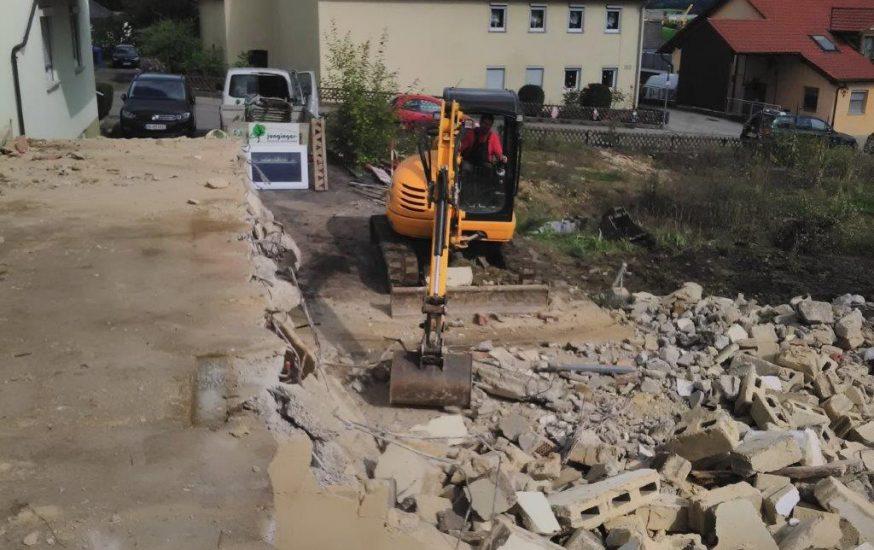 Baustoffhandel Junginger in Gerstetten-Heldenfingen