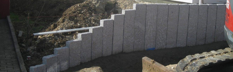 Galabau und Bau von Außenanlagen