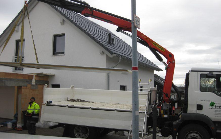 Junginger Bau - Rohbau