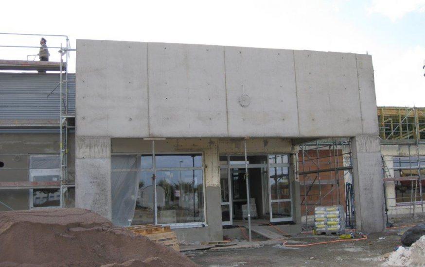 Neubau Grundversorgungs- zentrum 99752 Bleicherode